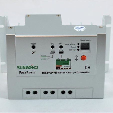 Powerpeak MPPT regulator Sunwind 540182